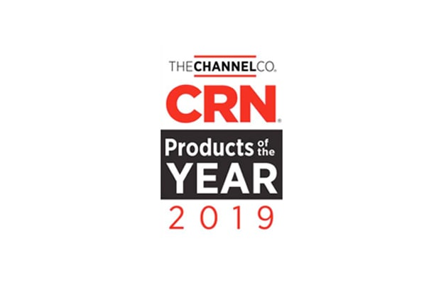 CRN Products of the Year 2019 logo