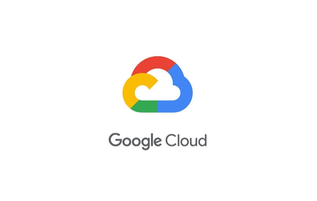 Google cloud logo with the words Google Cloud under the logo