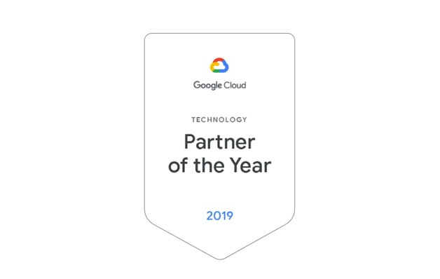 google cloud technology partner of the year
