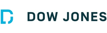 horizontal Dow Jones logo