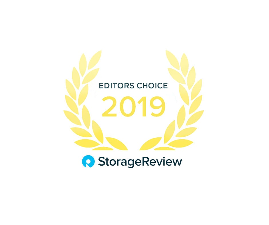 Storage Review Editors Choice Image